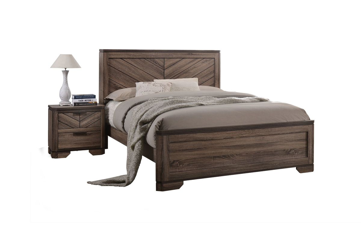 Seaburg Twin Bed from Gardner-White Furniture