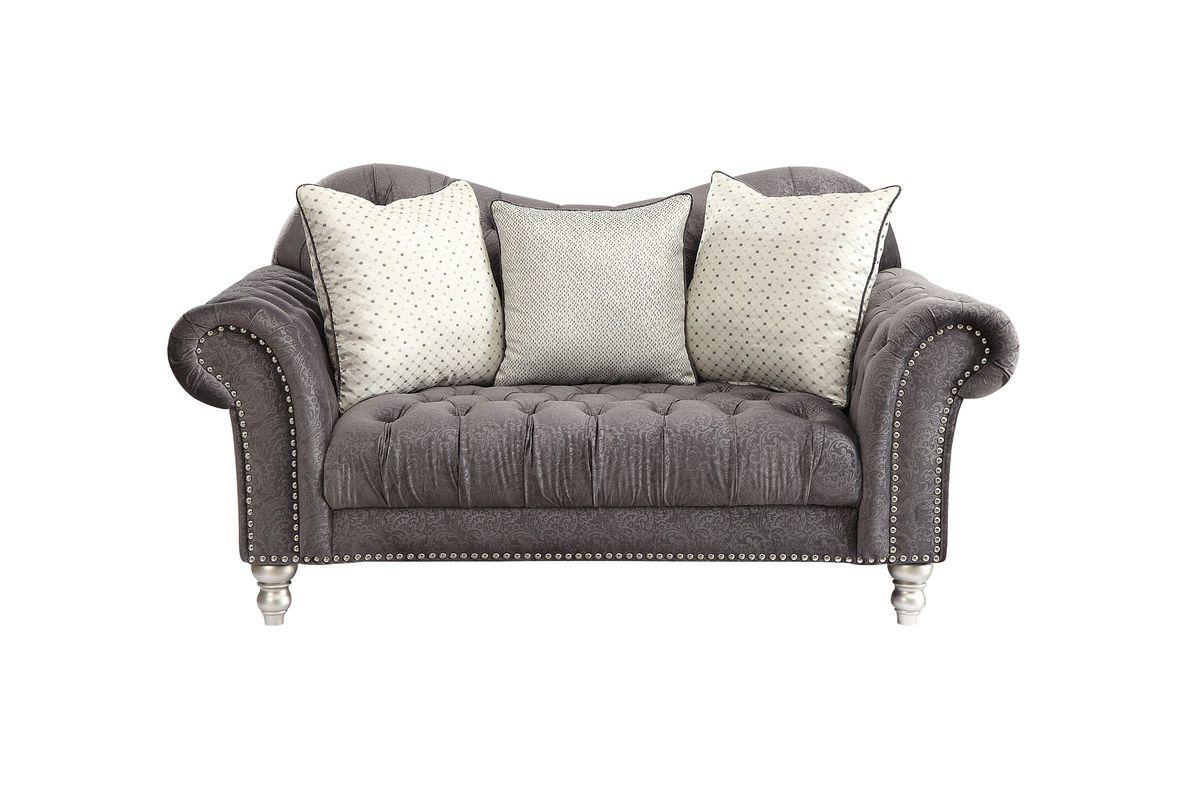 Castile Loveseat from Gardner-White Furniture