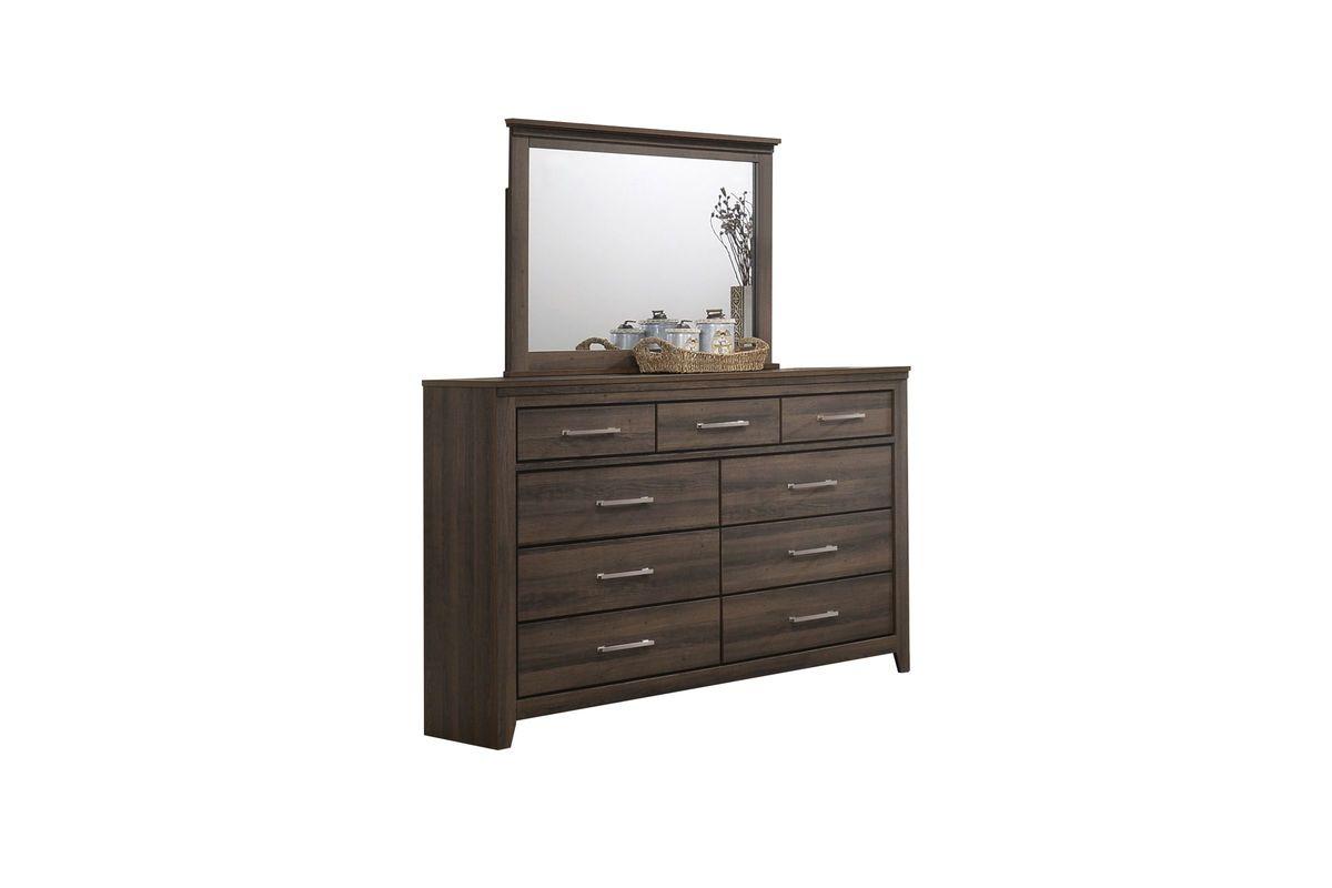 Danville Dresser + Mirror from Gardner-White Furniture