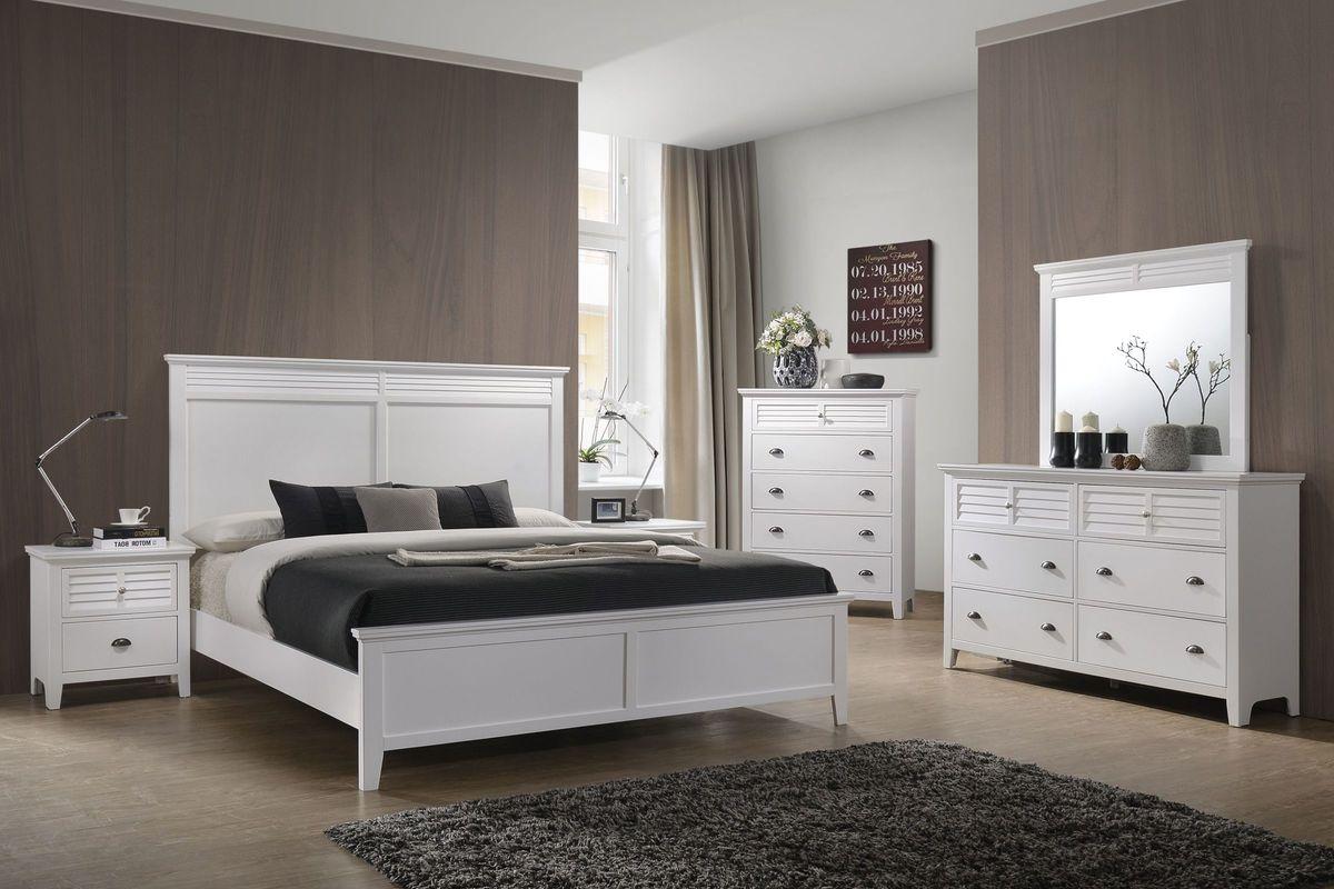 Harbor 5-Piece King Bedroom Set at Gardner-White