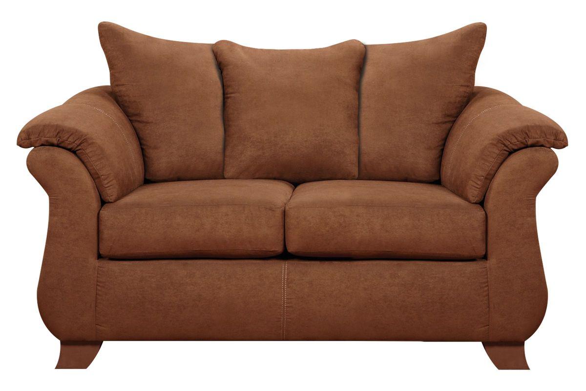 Astounding Vista Microfiber Loveseat Andrewgaddart Wooden Chair Designs For Living Room Andrewgaddartcom
