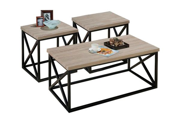 Orion Ash Tail Table 2 End Tables