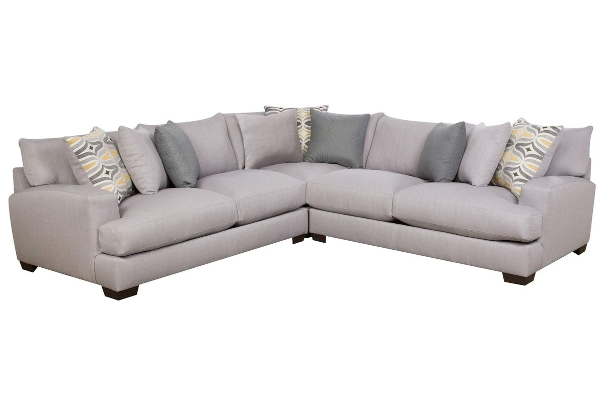 Sherlock Sectional from Gardner-White Furniture
