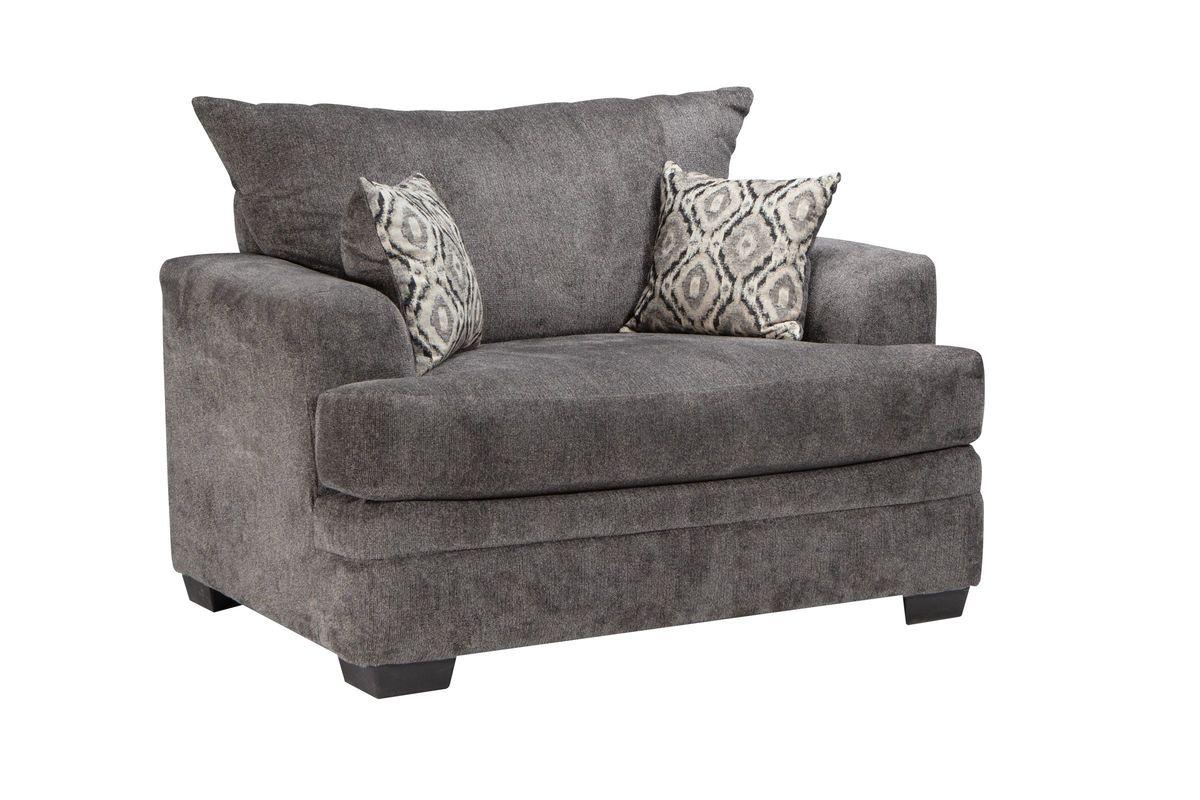 Attirant Lynwood Chenille Oversized Chair From Gardner White Furniture