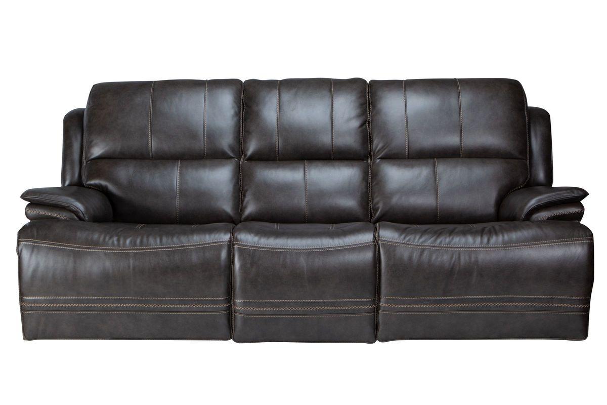 Juno Leather Reclining Sofa