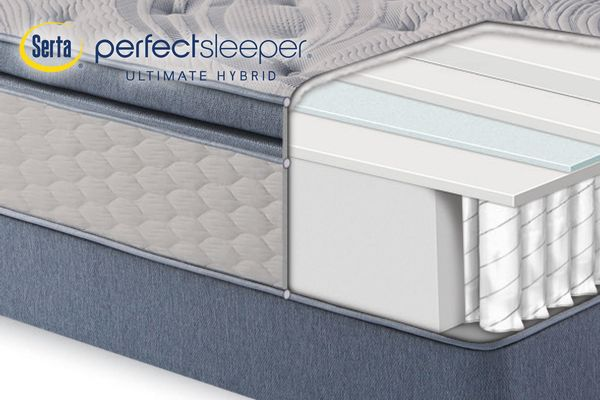 Serta Perfect Sleeper Mattresses At Gardner White
