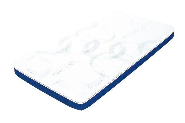 Twin size mattress Inch Glideaway Blue Twin Mattress Gardnerwhite Twinsize Mattresses At Gardnerwhite
