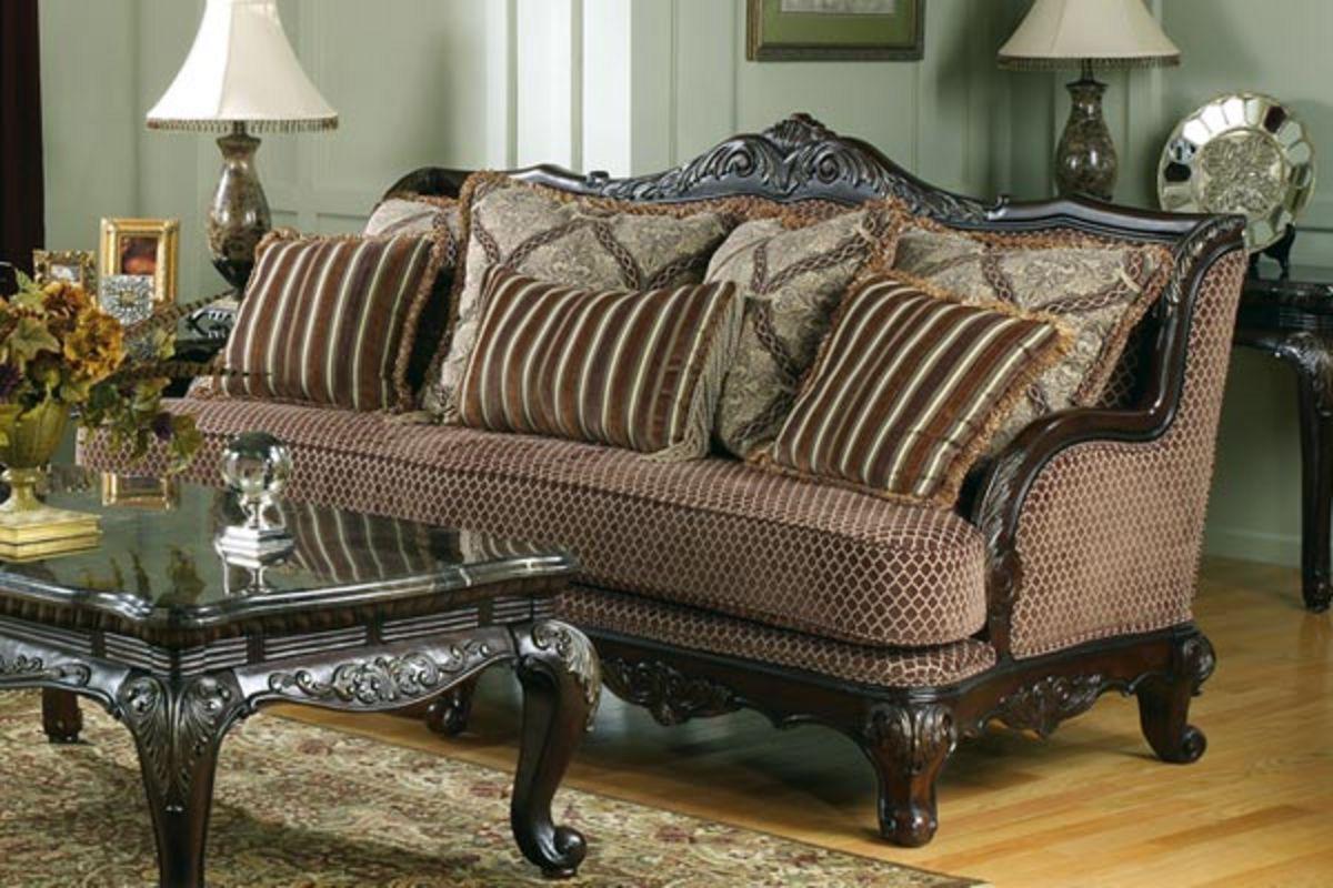 Avelon Antique Sofa From Gardner White Furniture