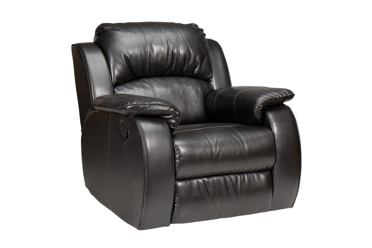 Tahoe Bonded Leather Recliner from Gardner-White Furniture