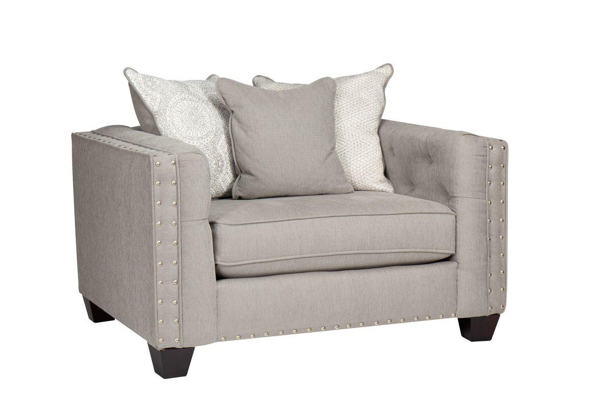 Asher Oversized Chair From Gardner White Furniture