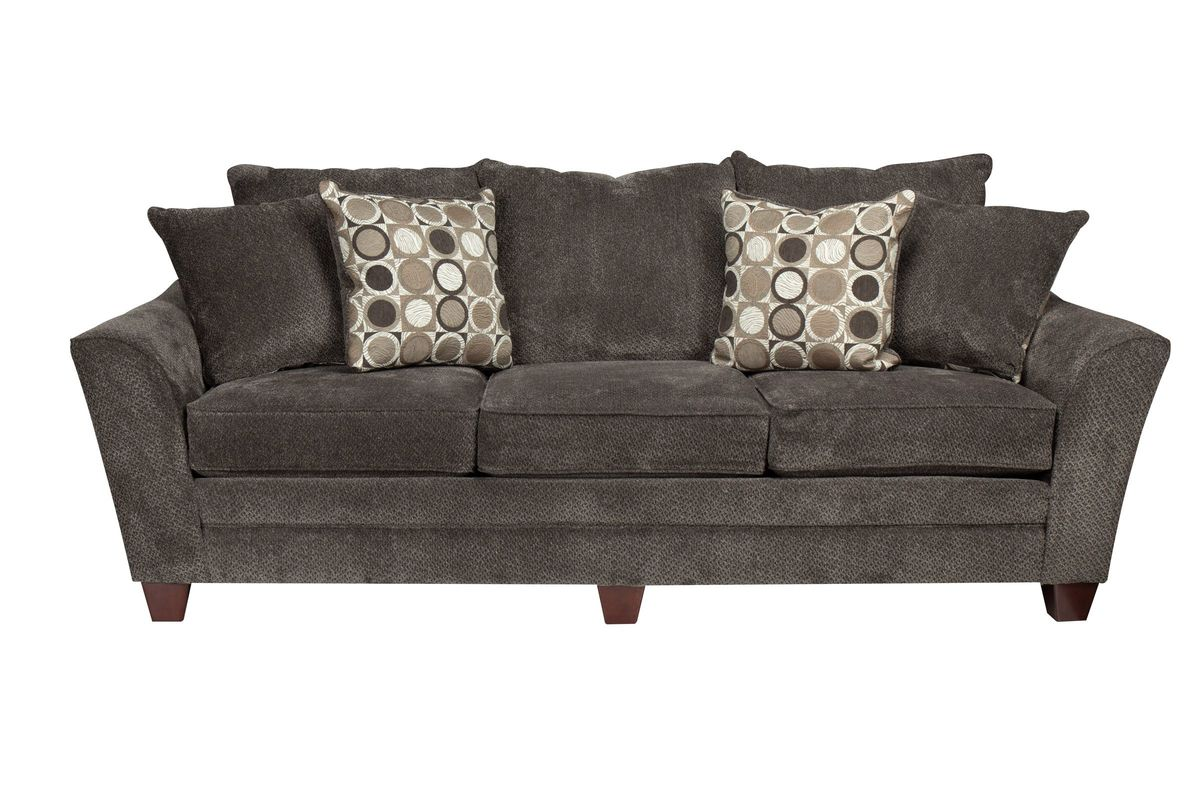 Incroyable Icerink Chenille Sofa From Gardner White Furniture