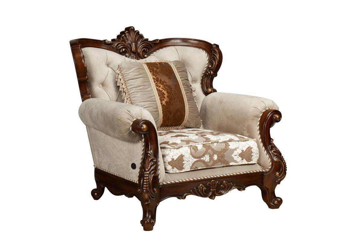 Romani Chair from Gardner-White Furniture