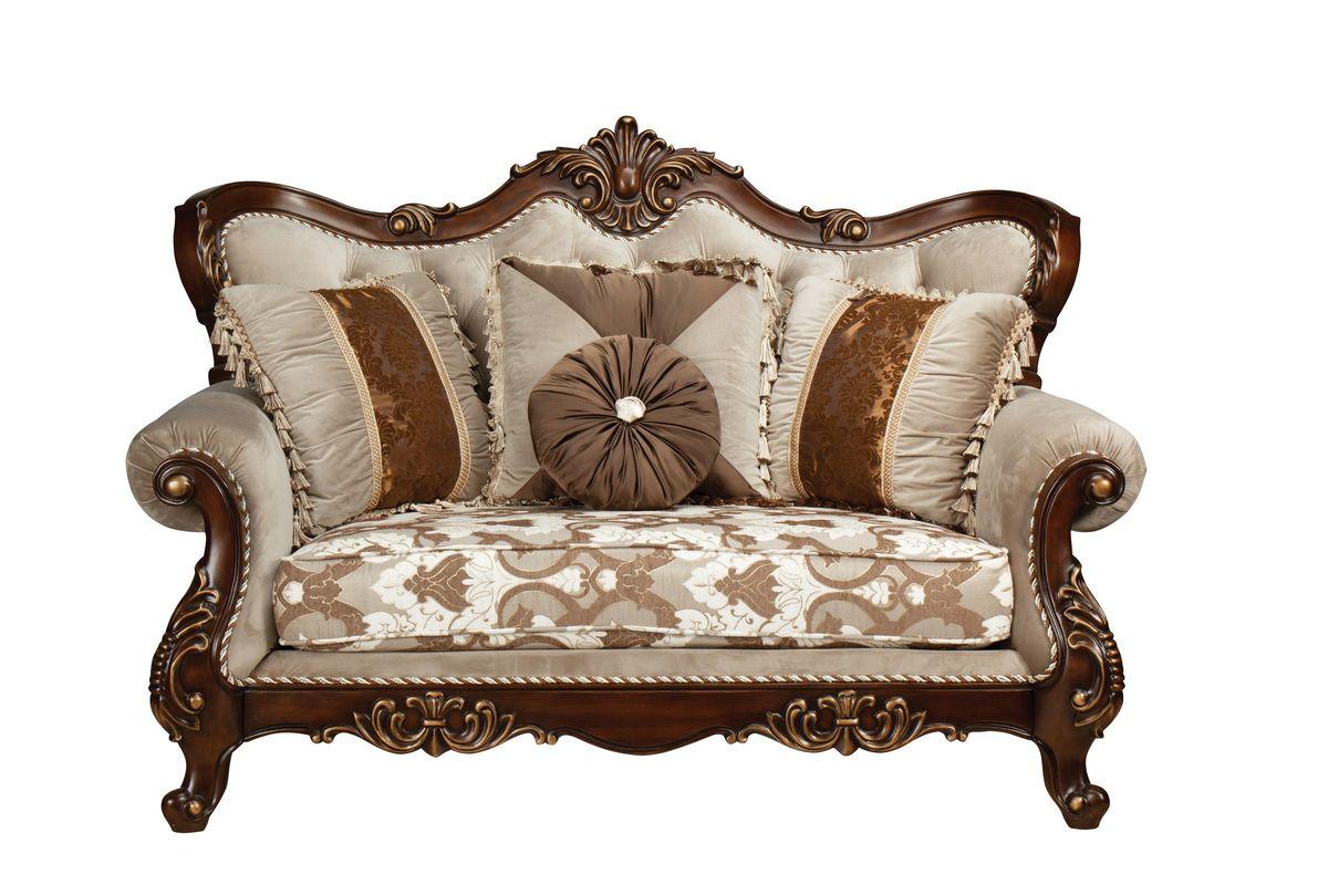 Romani Loveseat from Gardner-White Furniture