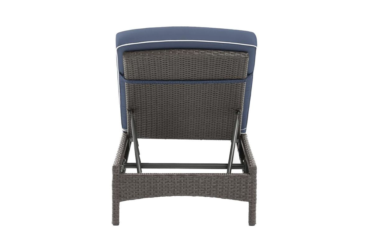 Palm Harbor Outdoor Chaise Lounge By Crosley At Gardner-White