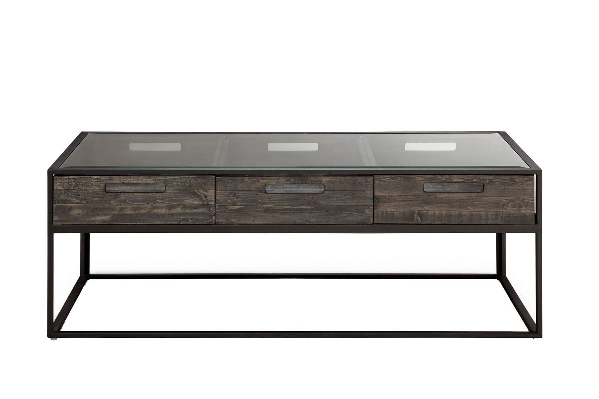 Claremont Cocktail Table from Gardner-White Furniture