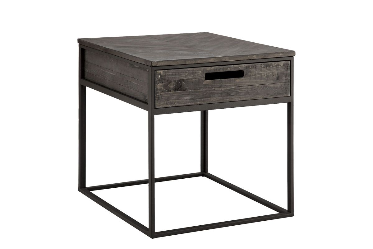 Claremont End Table from Gardner-White Furniture