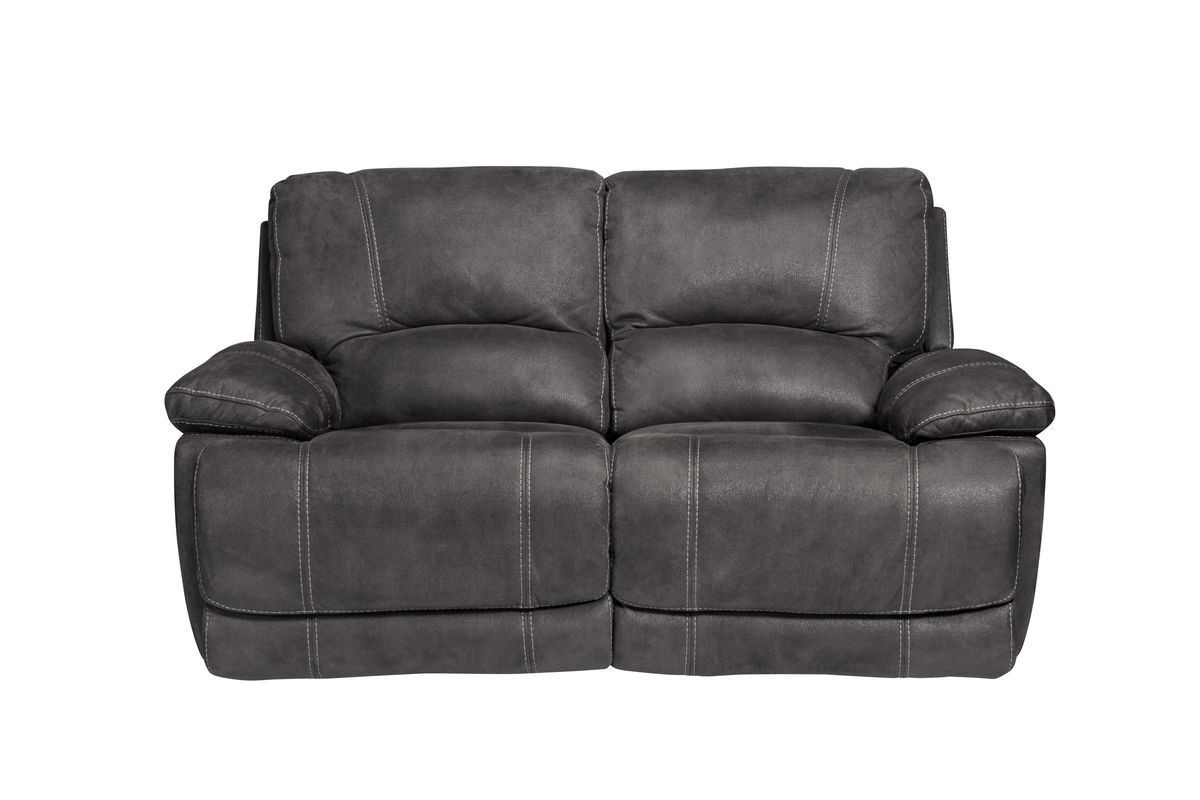 Victor Microfiber Reclining Loveseat From Gardner White Furniture