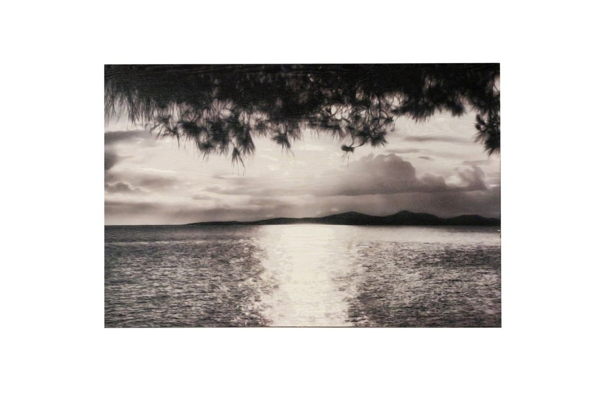 Sunset By The Sea Wood Panel from Gardner-White Furniture