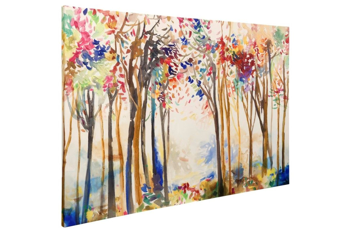 Animated Forrest Wall Art from Gardner-White Furniture