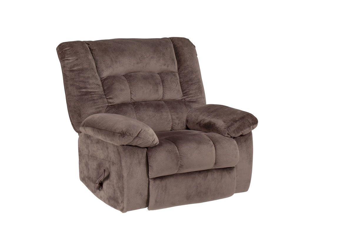 Channing Rocker Recliner from Gardner-White Furniture