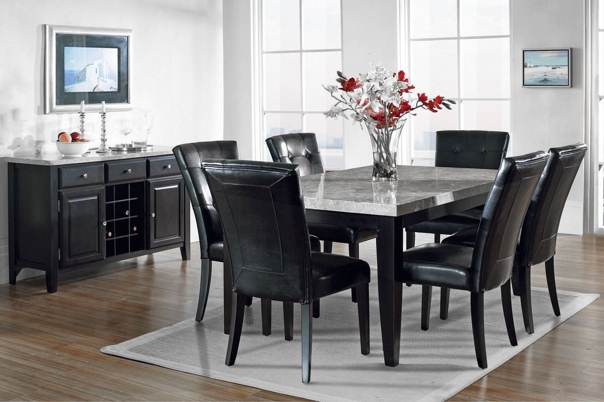 Exceptional Monarch Dining Table + 6 Chairs From Gardner White Furniture