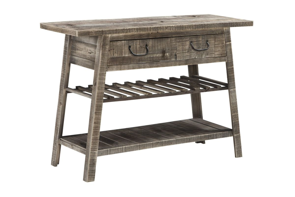 Groovy Camp Ridge Console Sofa Table By Ashley Download Free Architecture Designs Ponolprimenicaraguapropertycom