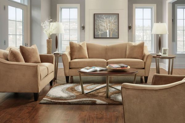 Darling Sofa + Loveseat Save $844 Now $555.99