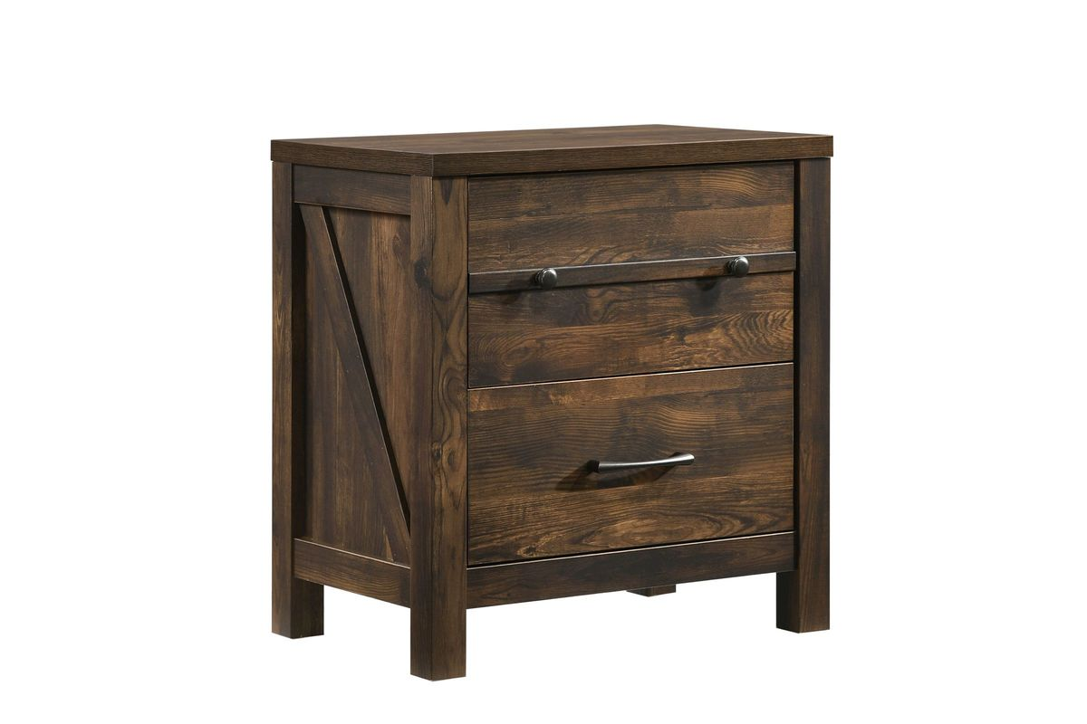Hayfield Nightstand from Gardner-White Furniture