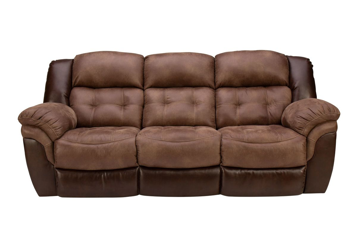Fenway Microfiber Reclining Sofa From Gardner White Furniture