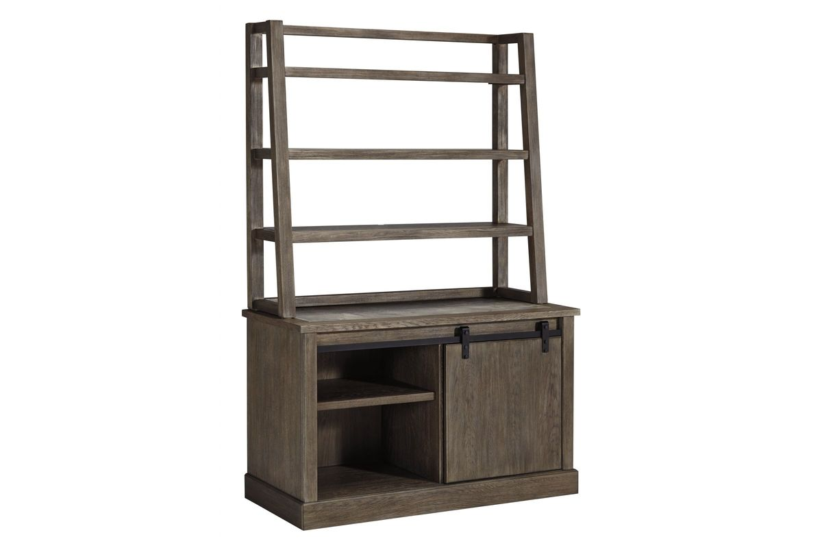 Luxenford Home Office Desk Hutch By Ashley From Gardner White Furniture