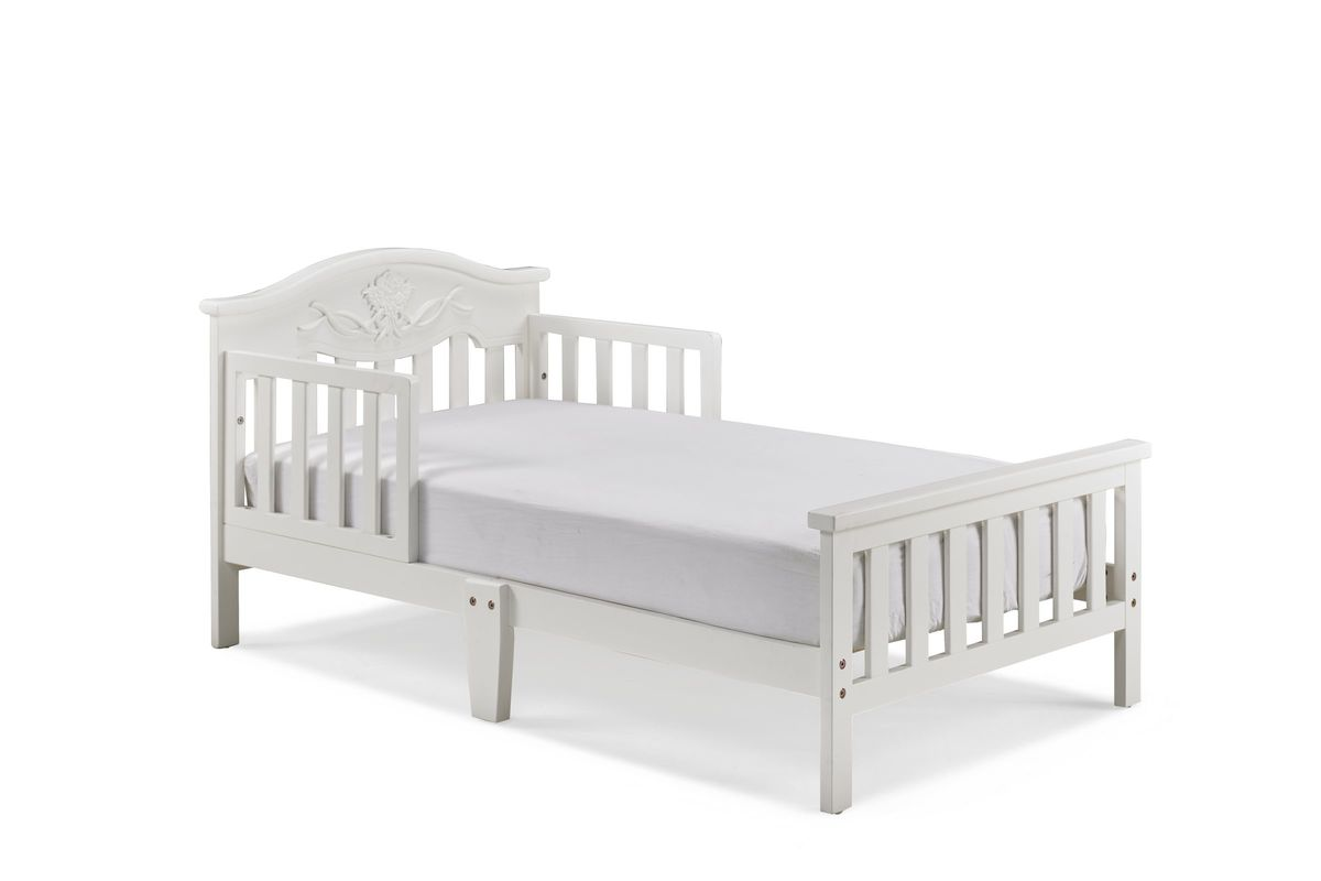 Fisher-Price Charlotte Rose Toddler Bed by Bivona from Gardner-White Furniture