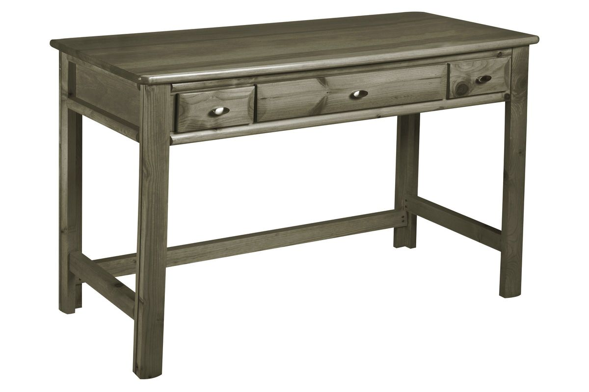 Laguna Grey Desk from Gardner-White Furniture