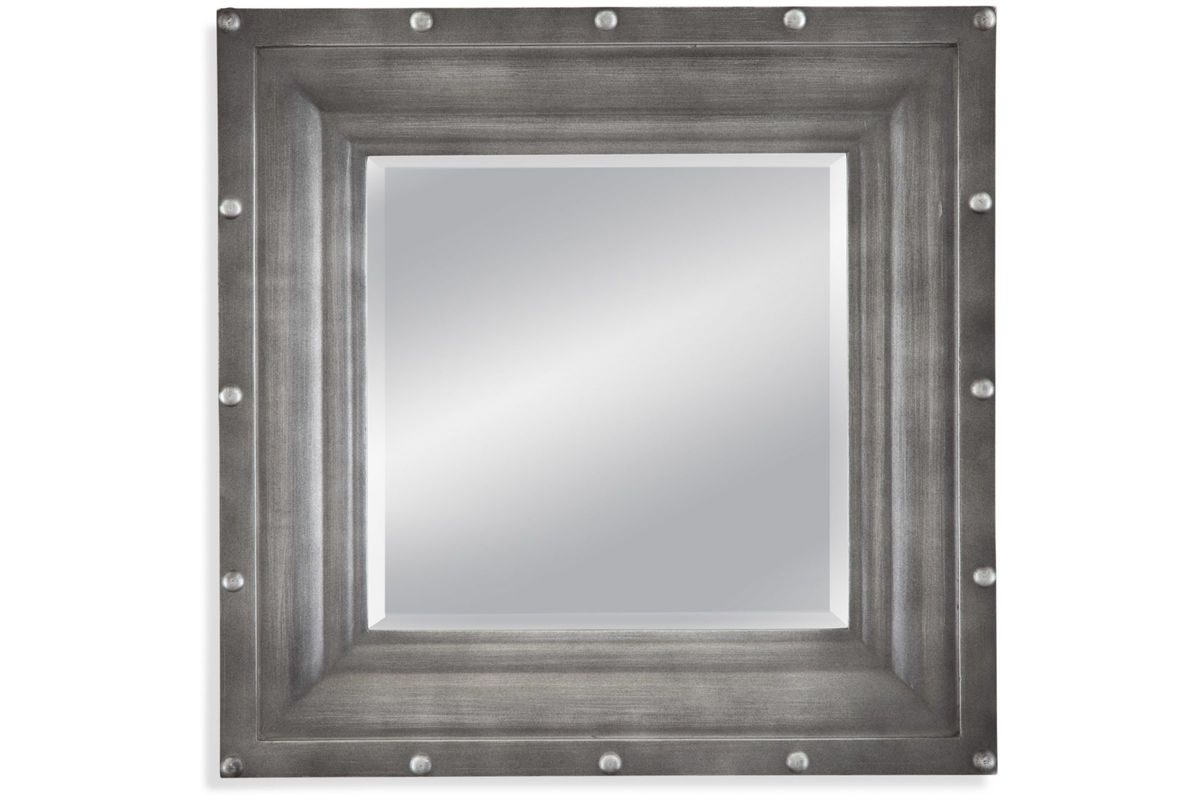 Dayton Square Wall Mirror from Gardner-White Furniture