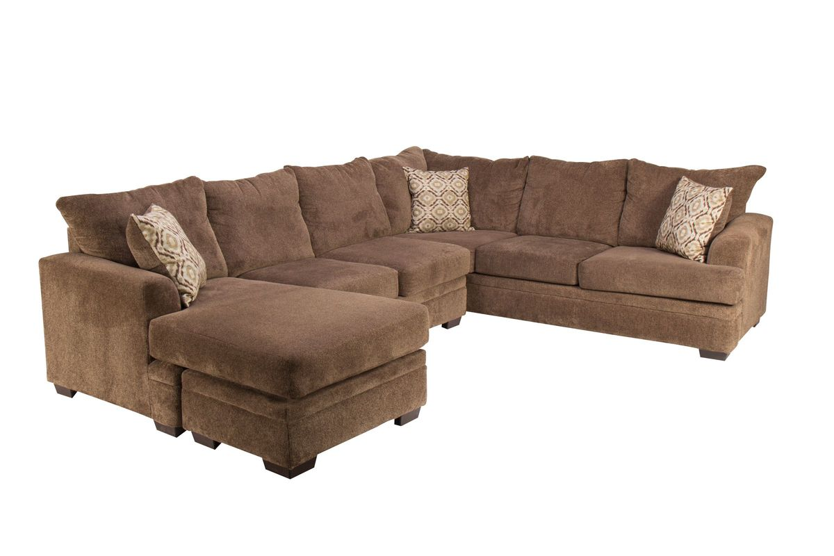Admirable Fillmore Chenille Sectional Ibusinesslaw Wood Chair Design Ideas Ibusinesslaworg