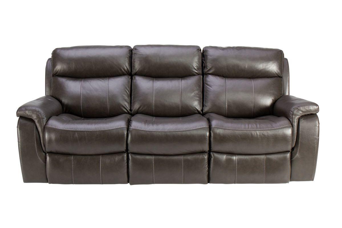 Lagrange Leather Power Reclining Sofa At Gardner White