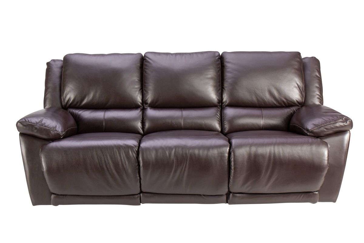 Creed Leather Power Reclining Sofa From Gardner White Furniture