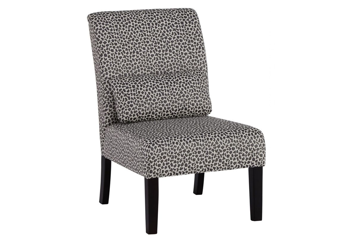 Sesto Accent Chair In Dark Gray By Ashley From Gardner White Furniture