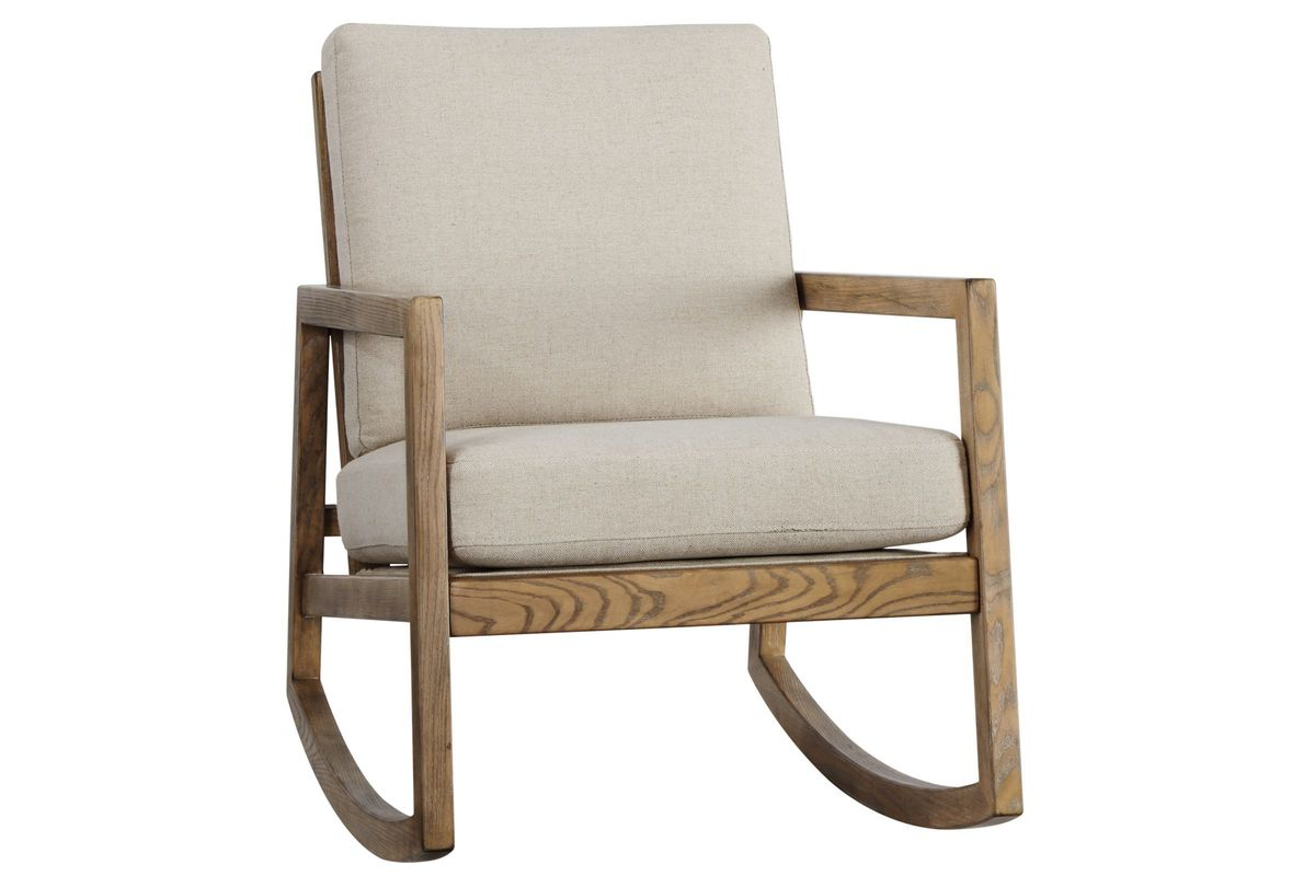 Superbe Novelda Accent Rocking Chair By Ashley From Gardner White Furniture