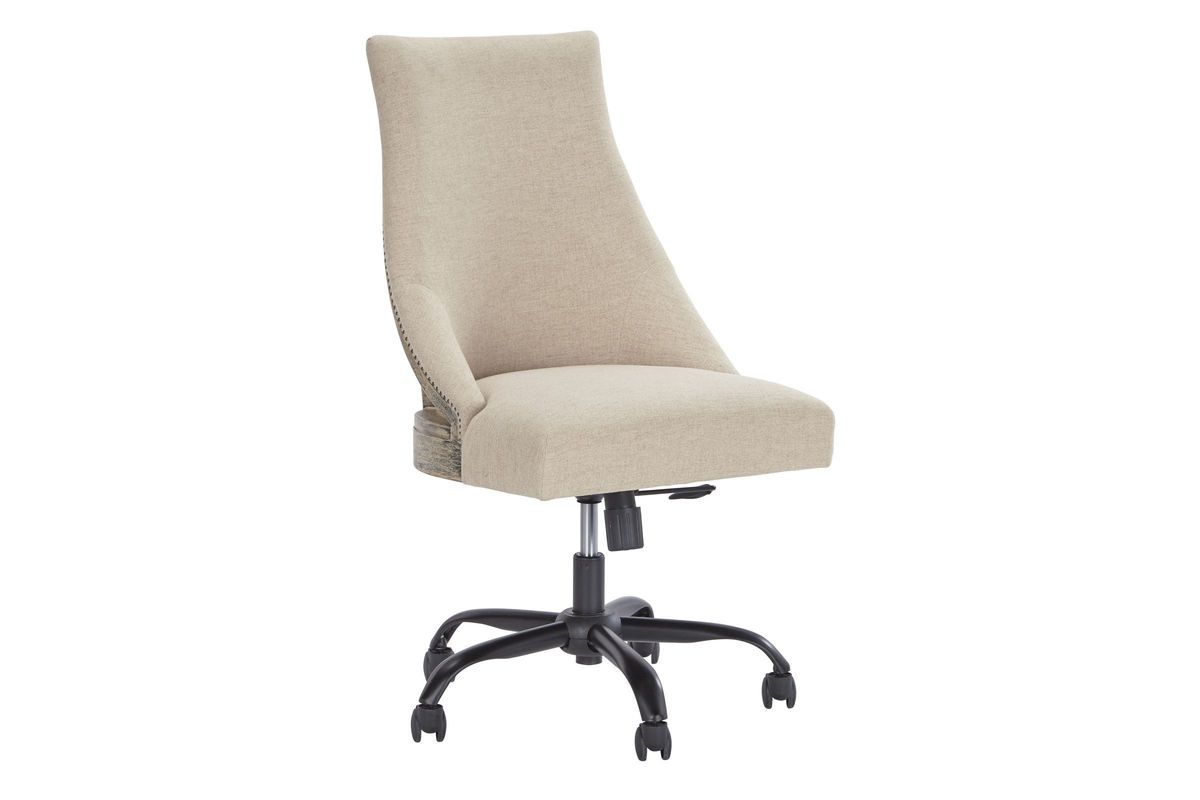 Office Chair Program Home Office Swivel Desk Chair by Ashley from Gardner-White Furniture
