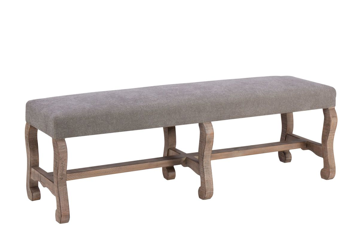 Wimberly Upholstered Bench from Gardner-White Furniture
