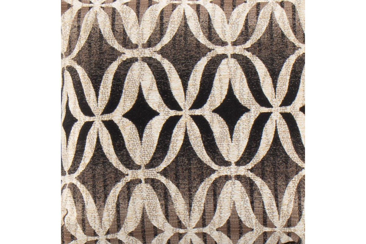 Barton Toss Pillow in Brown & Black from Gardner-White Furniture