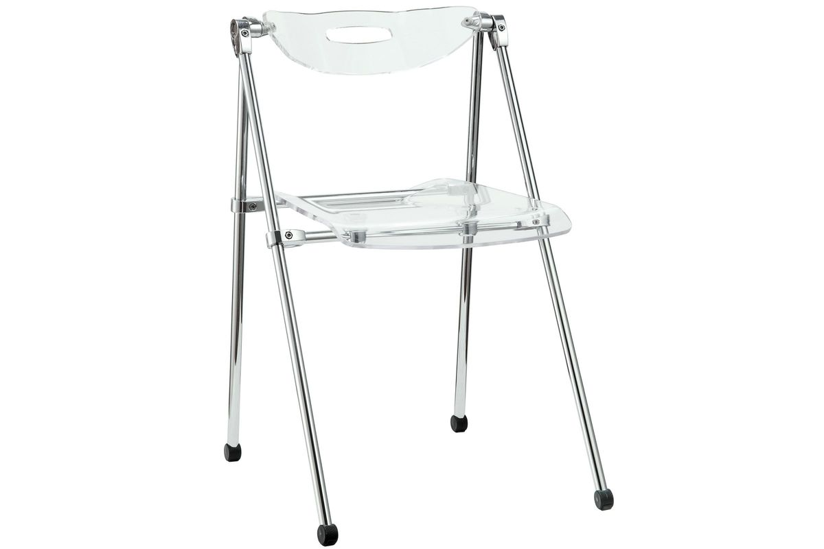 Telescope Folding Chair by Modway from Gardner-White Furniture