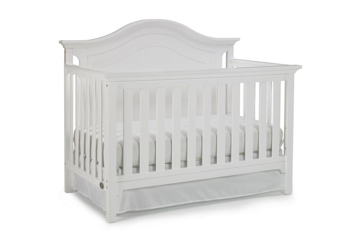 Ti Amo Catania Convertible Crib in Snow White by Bivona 146501-01 from Gardner-White Furniture