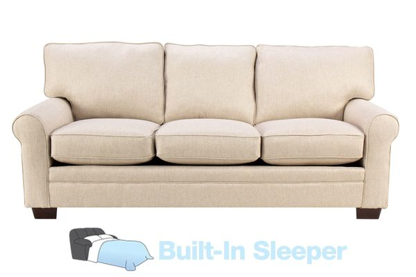 Kirsten Sofa Sleeper In Taupe