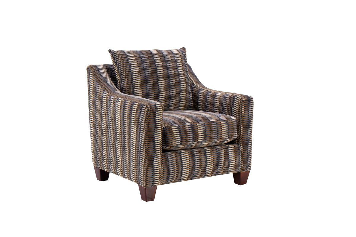 Pleasing Mid Century Mosaic Accent Chair Inzonedesignstudio Interior Chair Design Inzonedesignstudiocom