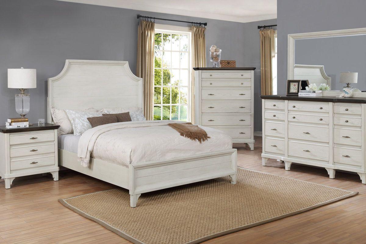 Mystic 5-Piece Queen Bedroom Set