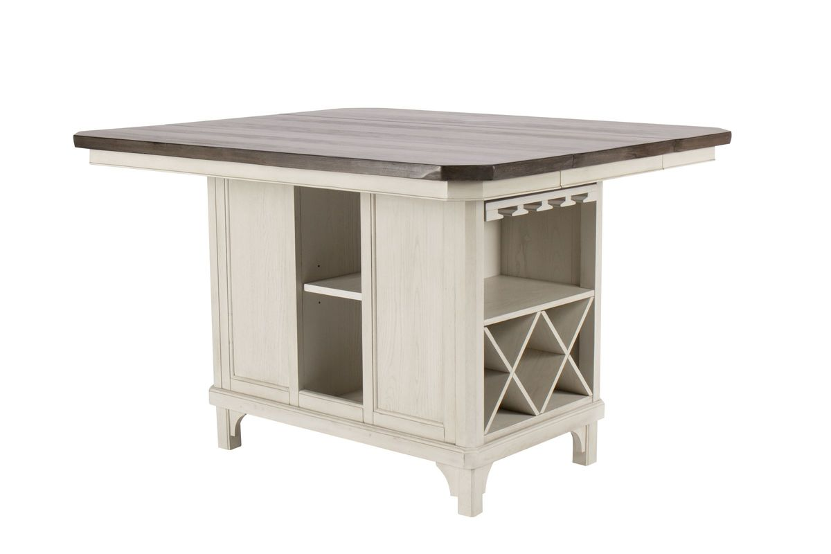 Mystic Kitchen Island Table from Gardner-White Furniture