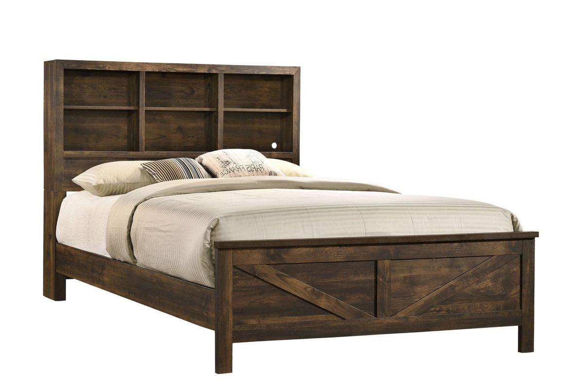 Hayfield Twin Storage Bed from Gardner-White Furniture