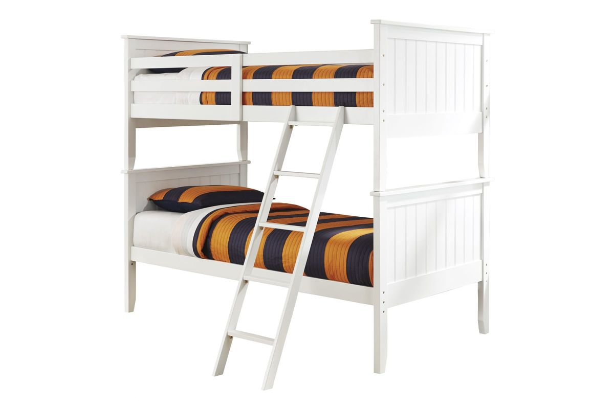 Lulu Twin Over Twin Bunk Bed By Ashley At Gardner White