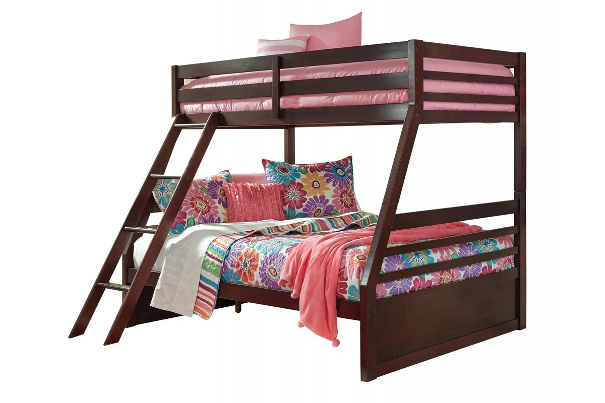 Halanton Twin Over Full Bunk Bed By Ashley At Gardner White